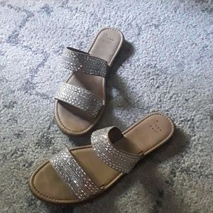 A new day sandals. Size 8 1/2